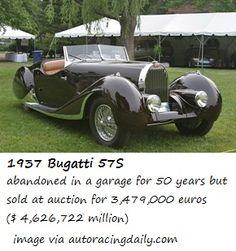 1937 Bugatti 57S