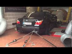 Exhaust flap system of the KKS. Bmw M5 E60, Bmw Dealer, Black Beast, Bmw 520, Exhausted, Cool Cars, Super Cars, Engineering, F1