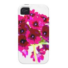 Pretty Pink Posies #phone #case #iphone