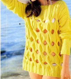 receita colete masculino tricot sem manga - Buscar con Google