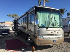 Check out this 2005 Newmar Mountain Aire 4301 listing in Lewistown, MT 59457 on RVtrader.com. It is a Class A and is for sale at $119900.