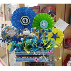 Balloon Flowers, Balloon Bouquet, Baby Shawer, Candy Bouquet, Ideas Para Fiestas, Candy Gifts, Flower Basket, Balloon Decorations, Baby Elephant