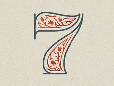 36 Days of Type - 7