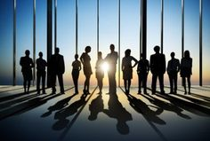 Find Silhouette Business People Posing By Window stock images in HD and millions of other royalty-free stock photos, illustrations and vectors in the Shutterstock collection. People Poses, Twitter Tips, The Better Man Project, Pose For The Camera, Social Business, Partner, Photo Editing, Stock Photos, Marketing
