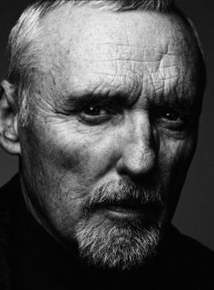 Dennis Lee Hopper (May 1936 – May was an American actor, filmmaker, photographer, and artist. Hopper died on the morning of May at the age of 74 of prostate cancer Famous Portraits, Celebrity Portraits, Celebrity Photos, Celebrity Photography, Actor Studio, Black And White Man, Great Photographers, Black And White Portraits, Hollywood Actor