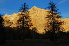 Werdenfels Herbst - Bergfotografie und Bergwanderungen