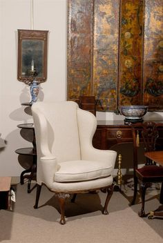 a pair of george iii style childu0027s wing chairs furniture antique to modern pinterest children s stools and modern