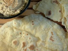 Libanees plat brood