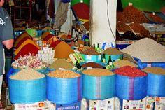 Marokko, '02, de kleuren zijn prachtig.
