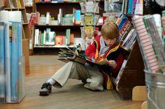Portare i bambini in libreria - Come motivare il bambino a leggere (di più) o ad avvicinarlo alla lettura - 02