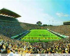 Autzen Stadium in Eugene,OR