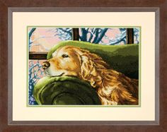 Lounging From Dimensions - Tapestry - Embroidery - Casa Cenina