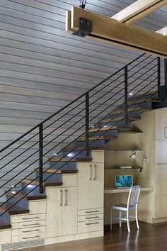 Creative Under-the-Stair Storage Ideas - Porch Advice