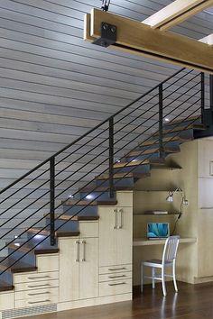 Creative Under-the-Stair Storage Ideas