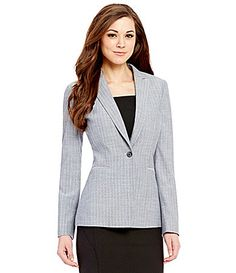 Antonio Melani Ingrid Crosshatch Suiting Jacket #Dillards