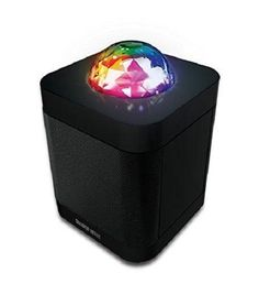 Disco light bluetooth speaker