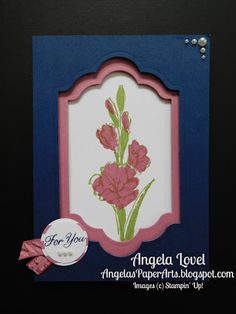 Sneak Peek of Sweet Sugarplum, one of Stampin' Up!'s new 2016-18 In-Colors from the SU 2016-17 annual catalogue available 1 June.  Also features the Gift of Love stamp set. Current products available from http://www3.stampinup.com/ECWeb/default.aspx?dbwsdemoid=4011749. More details on my blog. #OnStage2016, #angelaspaperarts,