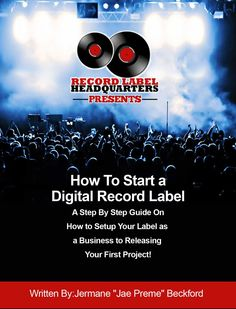 How to Start a Digital Record Label & Make Money with Your Music Buy Music, Secret To Success, Successful People, Music Publishing, Step Guide, Step By Step Instructions, Live For Yourself, Helping Others, Itunes