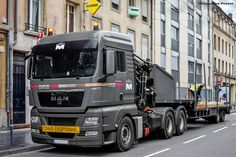 MAN TGX 33.440 | Flickr - Photo Sharing!