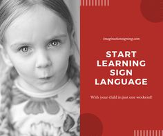 Teaching Your Baby to Sign - Imagination Signing Sign Language Basics, Sign Language Chart, Baby Sign Language, American Sign Language, Advanced Vocabulary, Communication Skills, Understanding Yourself, Your Child, Benefit