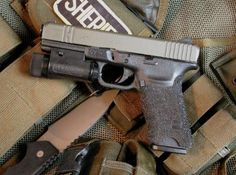 Glock modifications from Bowie Tactical Concepts (www.bowietacticalconcepts.com)