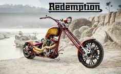 """Big Bear Choppers """"Redemption"""".    http://bigbearchoppers.com/redemption.html"""