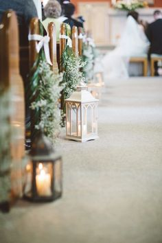 Beautiful Castle Bellingham wedding by Hannah McKernan Photography // www.onefabday.com