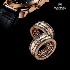 Luxury in every detail. Ropes ring by #RockfordCollection. SHOP at www.rockfordcollection.com Worldwide Shipping.