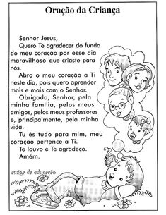 Pray, Diy And Crafts, Diagram, Education, Comics, Children, Crescendo, 30, Professor