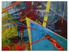 Painting by artist Karol Kochanowski