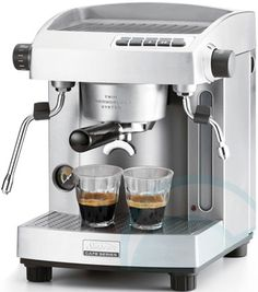I WANT THIS!!!!!!! only $650ish ... Sunbeam Coffee Machine EM6910 | Appliances Online