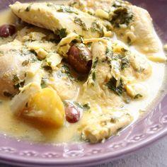 Fish Tagine Recipe — Moroccan Fish Tagine image