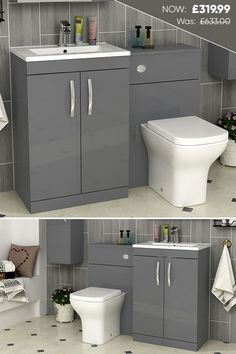 We have created a stunning new furniture category for your bathroom. Toilet, WC unit and much more. Reach us now.    #FurniturePack #LuxuryFurniture #Bathroom #Toilet #UkBathrooms #ContemporaryToilet #BathroomFurniture #RoyalBathrooms