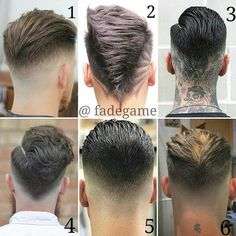 """Gefällt 1,397 Mal, 39 Kommentare - ✳ MEN'S HAIRSTYLES HAIRCUTS ✳ (@hairstylesmenofficial) auf Instagram: """"Show your support ! Checkout this instagram page and follow @fadegame. There are a ton of meshair…"""""""
