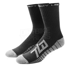 Troy Lee Designs Factory Crew Socks 3 Pack - Black