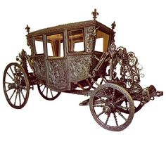The Black Chariot, from the time of Felipe IV