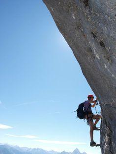 T5 - GC1VY06 - Berchtesgadener Hochthron Klettersteig by lumbricus #T5 #Terrain5 #extremecaching