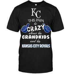 This Papa is Crazy About his Grandkids and his Royals