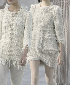 gorgeous white and chanel