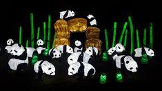 O Festival das Luzes no Jardim das Plantas é um dos eventos mais incríveis do inverno em Paris. E pode-se dizer que é um sucesso absoluto, já que em dois meses acolheu mais de 370.000 visitantes.  #Paris #França #Europa #FestivaldasLuzes #FetedesLumieres #JardimdasPlantas #lanterna #animais Snoopy, Christmas Ornaments, Holiday Decor, Fictional Characters, Art, Natural History, Extinct Animals, Paris France, National Museum