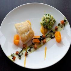 Michelin starred Chef Mark Poynton at the Winter Garden