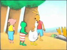 Kikker & Vriendjes Kikker en de warme dag