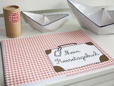 Mein Reisetagebuch & Tagebuch von *Cherry Picking* auf DaWanda.com