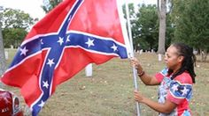 Meet a Black supporter of the Confederate flag