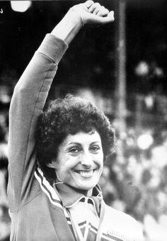 Sara Simeoni, oro olimpico a Mosca - 1980