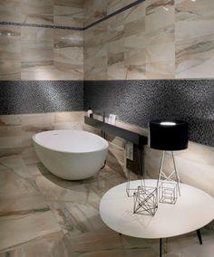 #Stonewood Luxor Braid Grey tiles. #homedecor #interiordesign decor home-decor