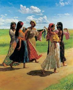 Vida cigana! Salve o povo Cigano!