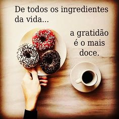 New post on blushial Portuguese Quotes, Words, Grateful, Lovely Things, Facebook, Coffee, Sweet, Happy, People