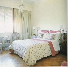 Como Decorar un Dormitorio de Matrimonio Clásico