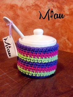 Infaltable #azucareras, #mate, #crochet anaramirez131@gmail.com